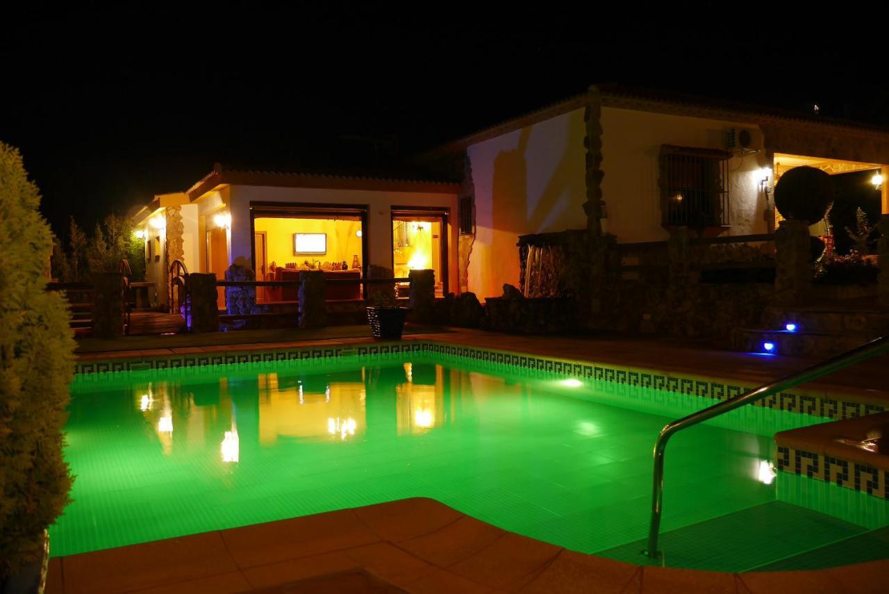 Дом для отпуска  JARANDALUS (casa Con Atractivo Y Encanto)