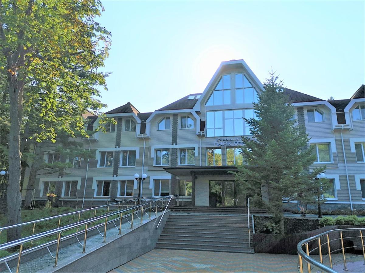 Отель  Седанка Парк Отель
