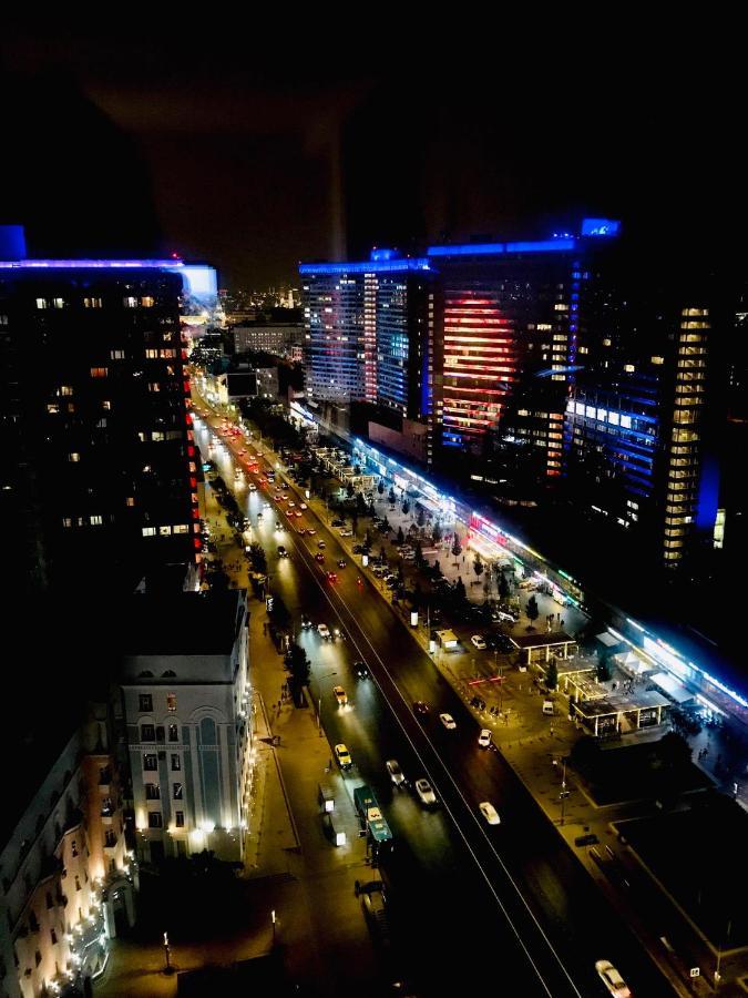 Апартаменты/квартира Огни Москвы