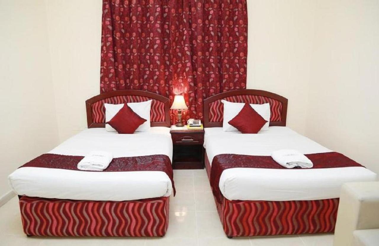 Апарт-отель  Sahara Hotel Apartments - BAITHANS
