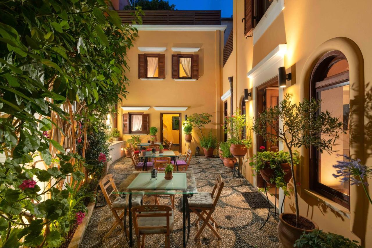 Отель  Rodos Niohori Elite Suites Boutique Hotel