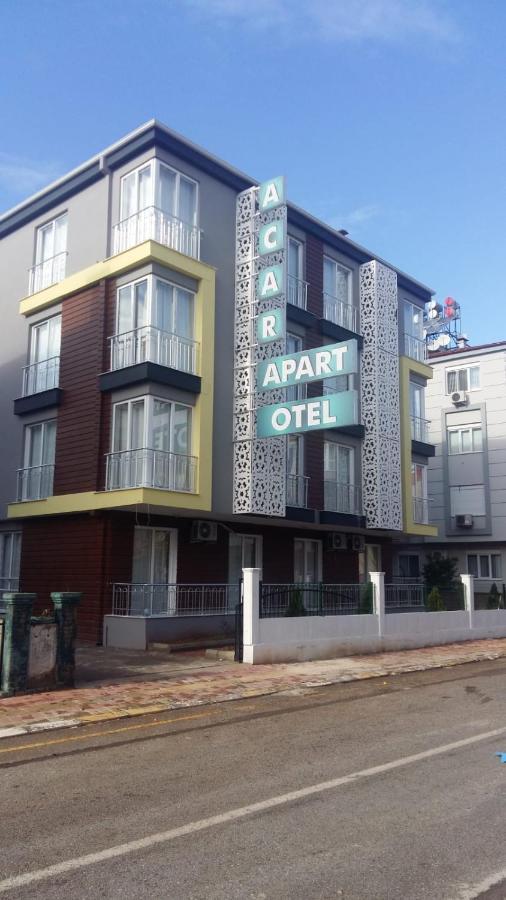 Апарт-отель  Acar Apart Otel 2