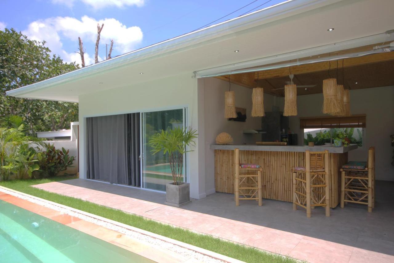 Idee Eclairage Terrasse Piscine villa iyara piscine privée et jardin tropical, koh samui