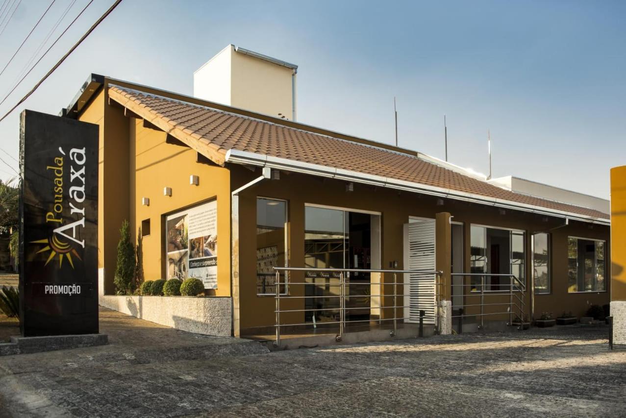 Отель типа «постель и завтрак» Pousada Araxá