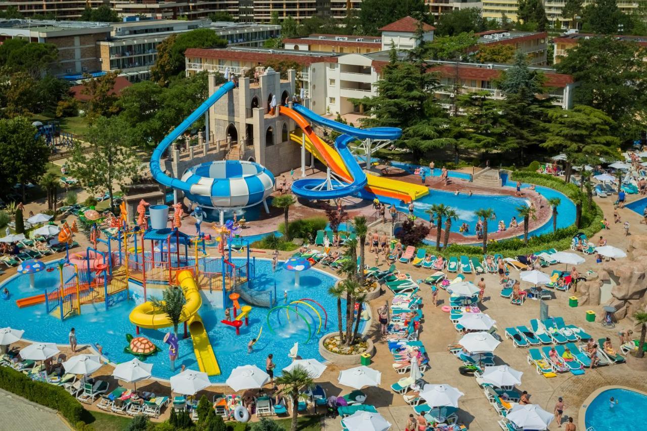 DIT Evrika Beach Club Hotel - vše v ceně