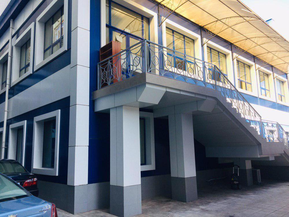 Отель  Azia Center Dzyudo Hotel