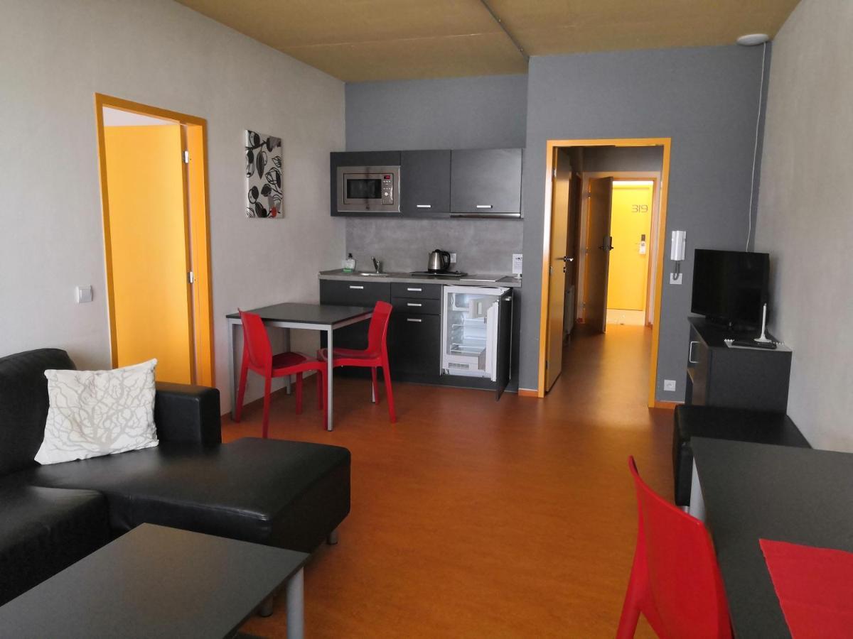 Апарт-отель  Campea Aparthotel