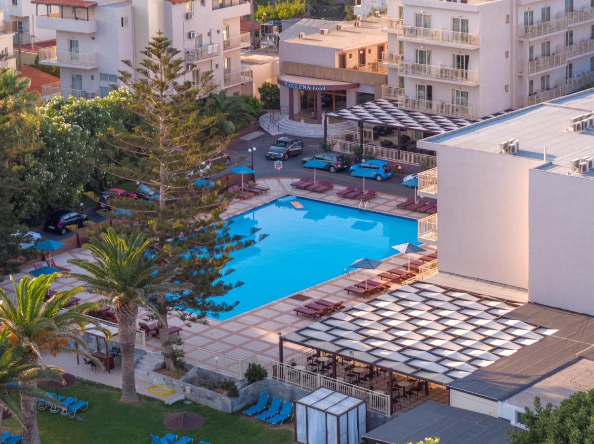 Отель  Marilena Hotel