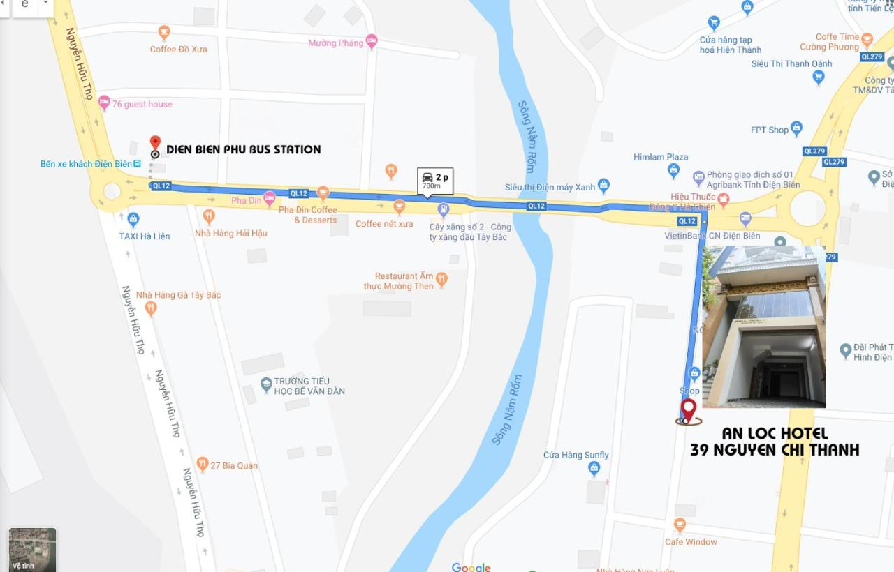 An Loc Hotel Diện Biên Phủ Vietnam