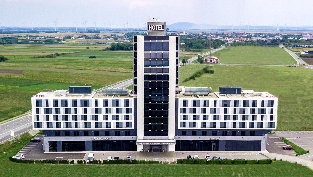 Pannonia Tower Pandorfalu 2020 Legfrissebb Arai