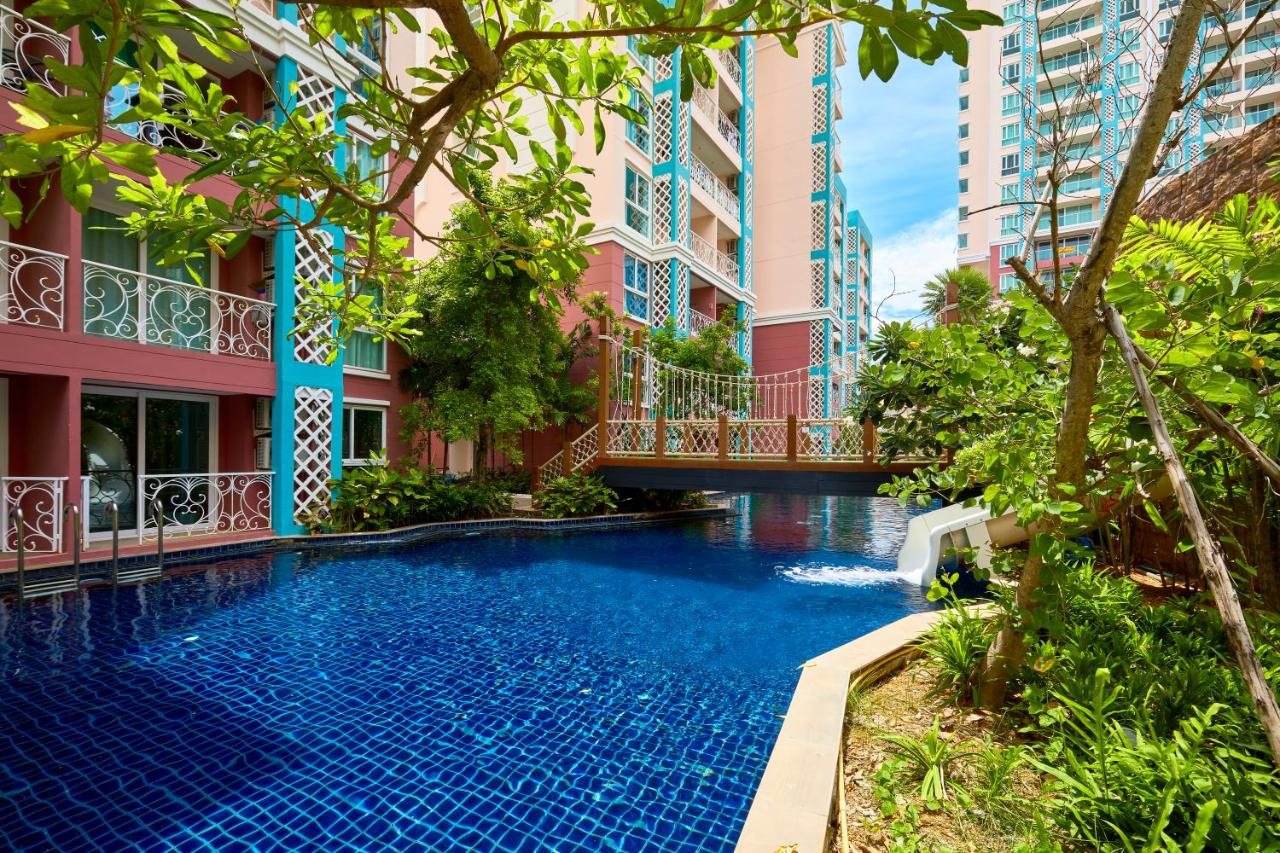 Апартаменты/квартиры  Grande Caribbean Condo Sea View