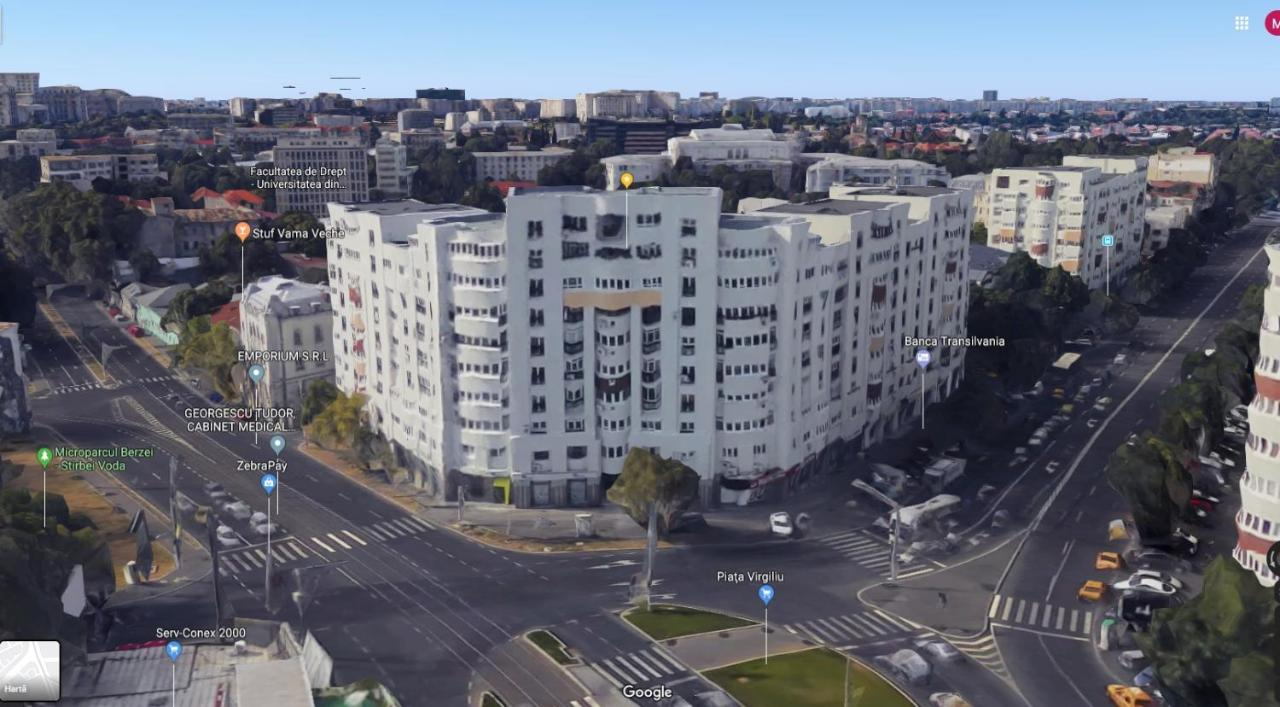 Panoramic Apartment On știrbei Vodă Bucharest Romania Booking Com