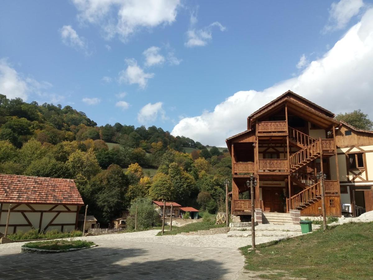 Отель  Ecokayan Dilijan Resort Hotel