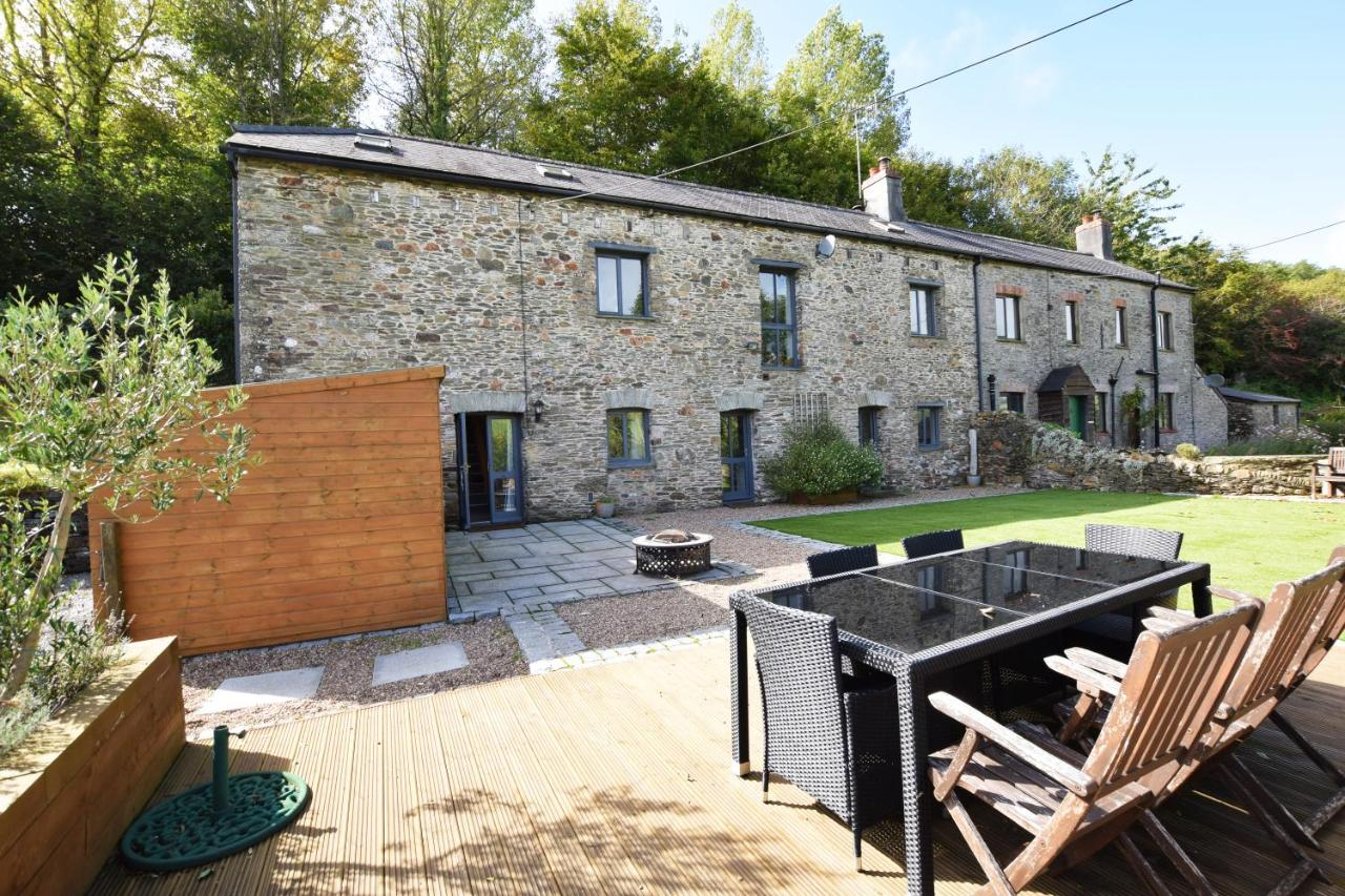 Vacation Home Spicerscombe Barn Kingsbridge Uk Bookingcom