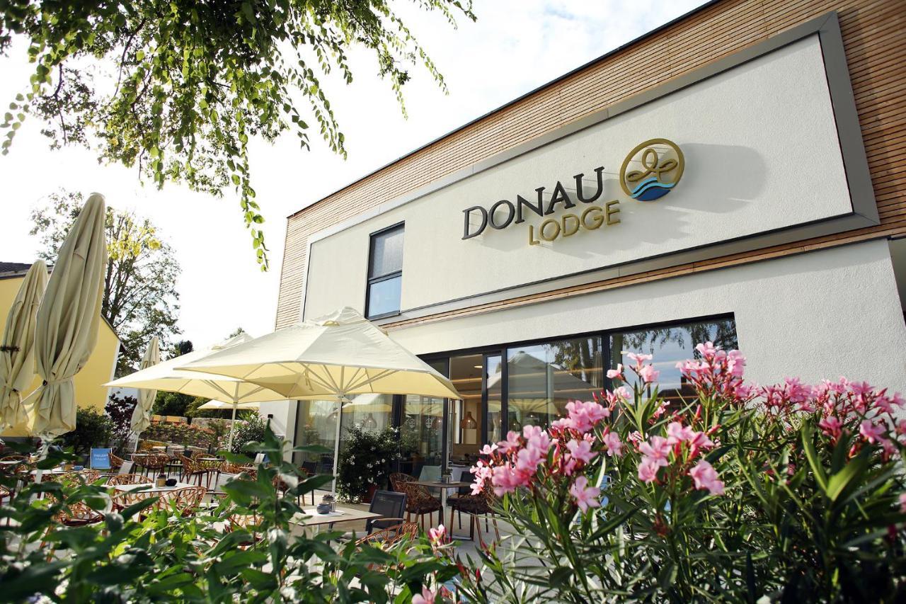 Отель  Donau Lodge