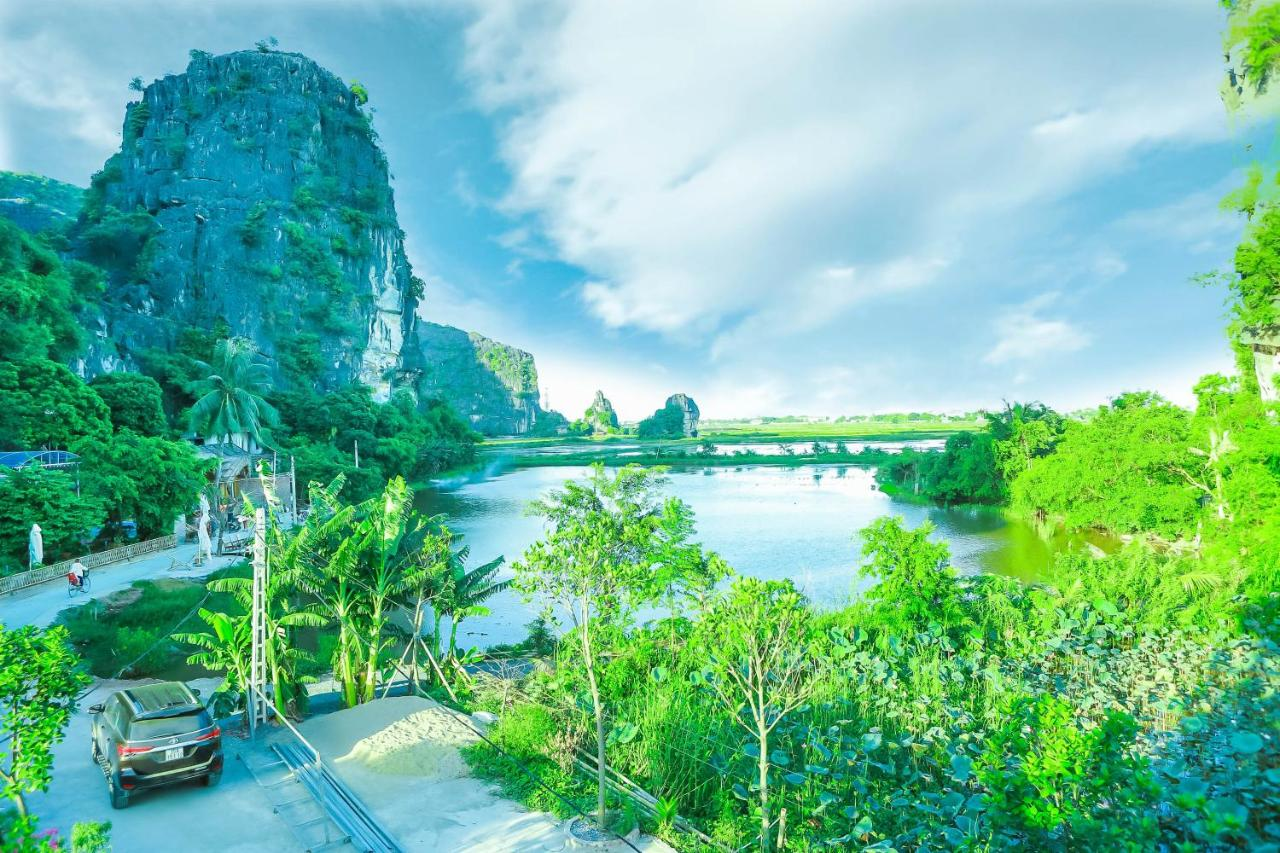 Лодж  Tam Coc Eco Field Homes