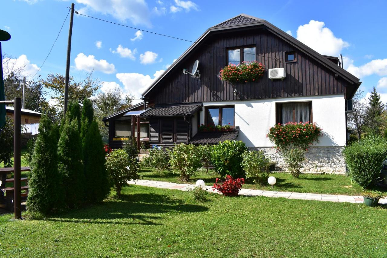 accommodation in Plitvice close to the lakes