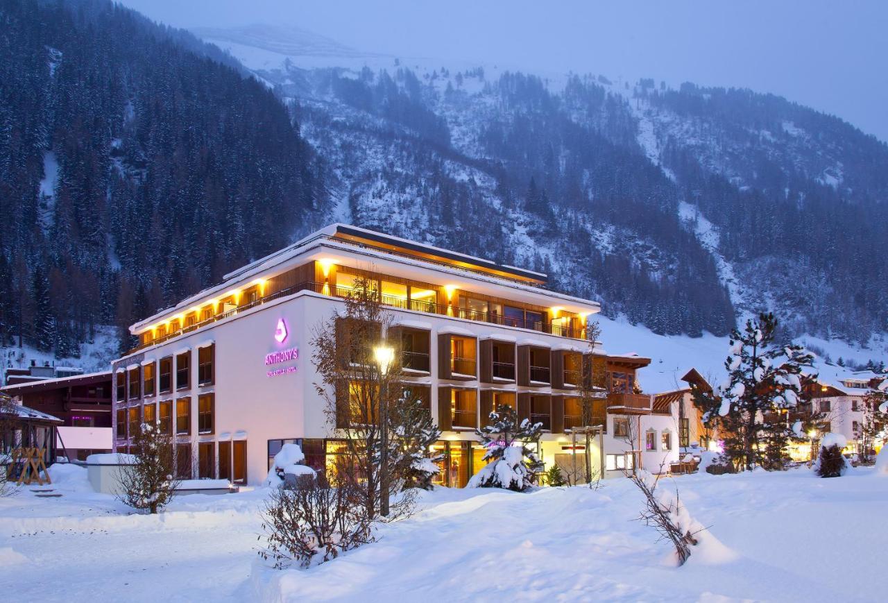 Отель  Anthony's Life&Style Hotel