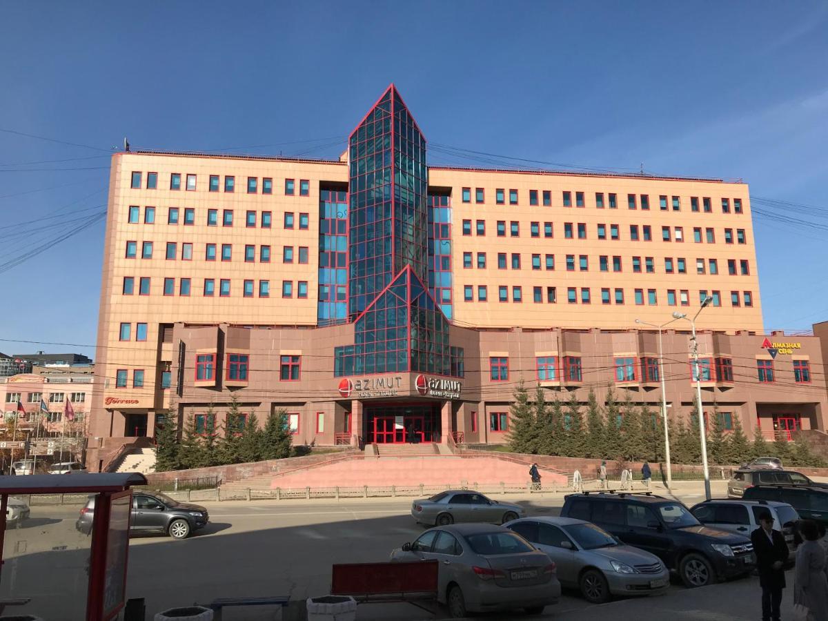 Отель AZIMUT Отель Якутск