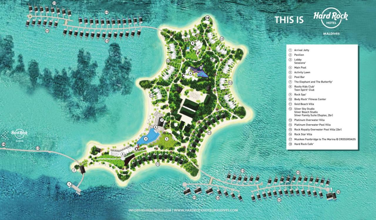 Hard Rock Hotel Maldives South Male Atoll Updated 2020 Prices