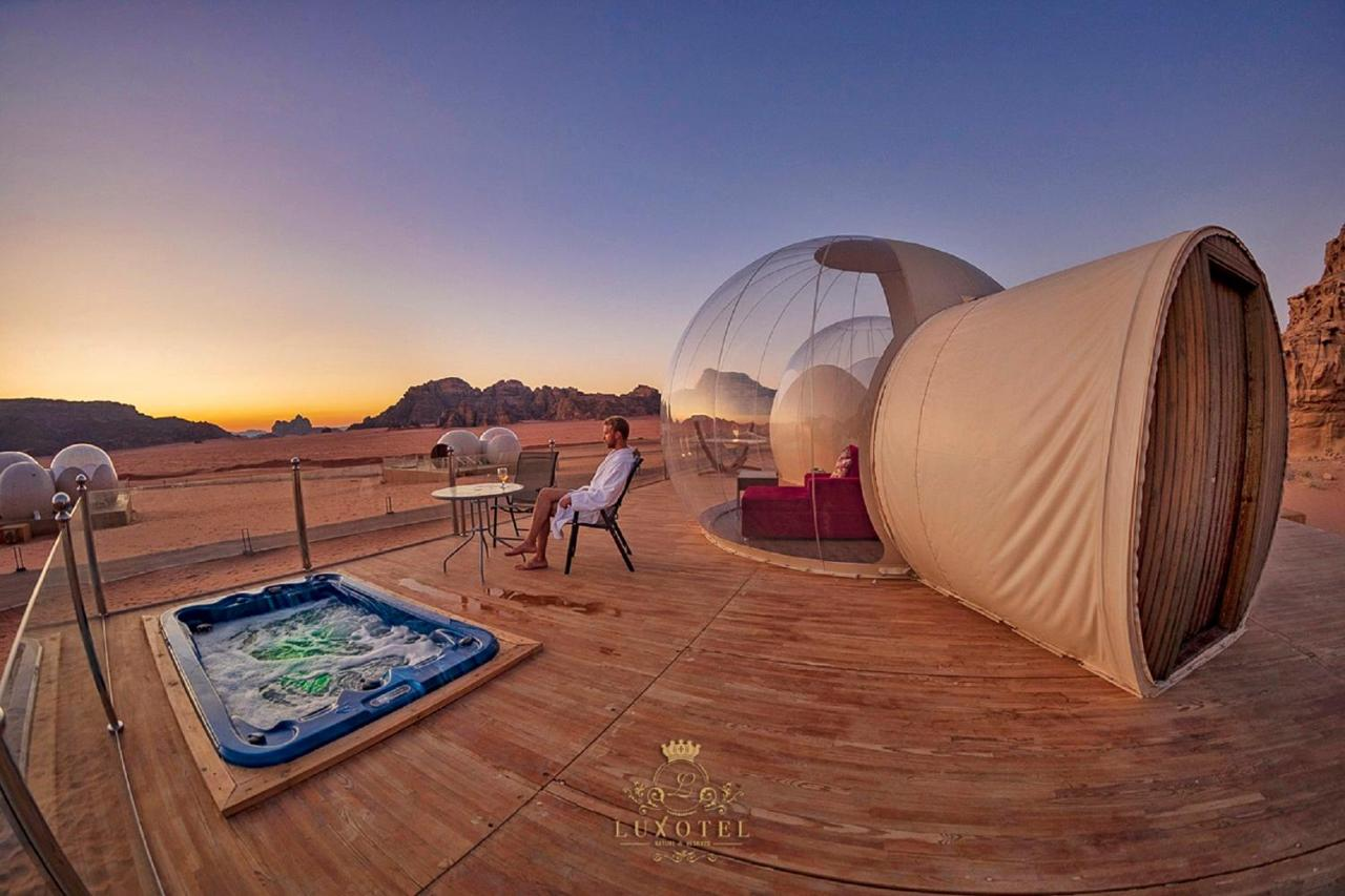 Люкс-шатер  Wadi Rum Bubble Luxotel