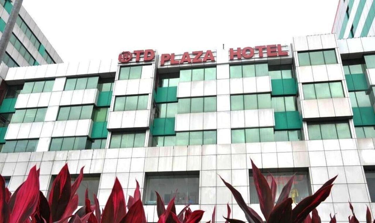 Фото  Отель  TD Plaza Hotel
