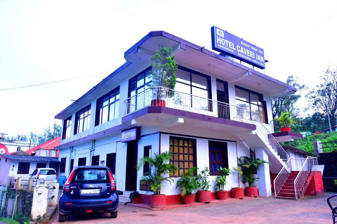 Hotel caveri inn, Madikeri, India - Booking com