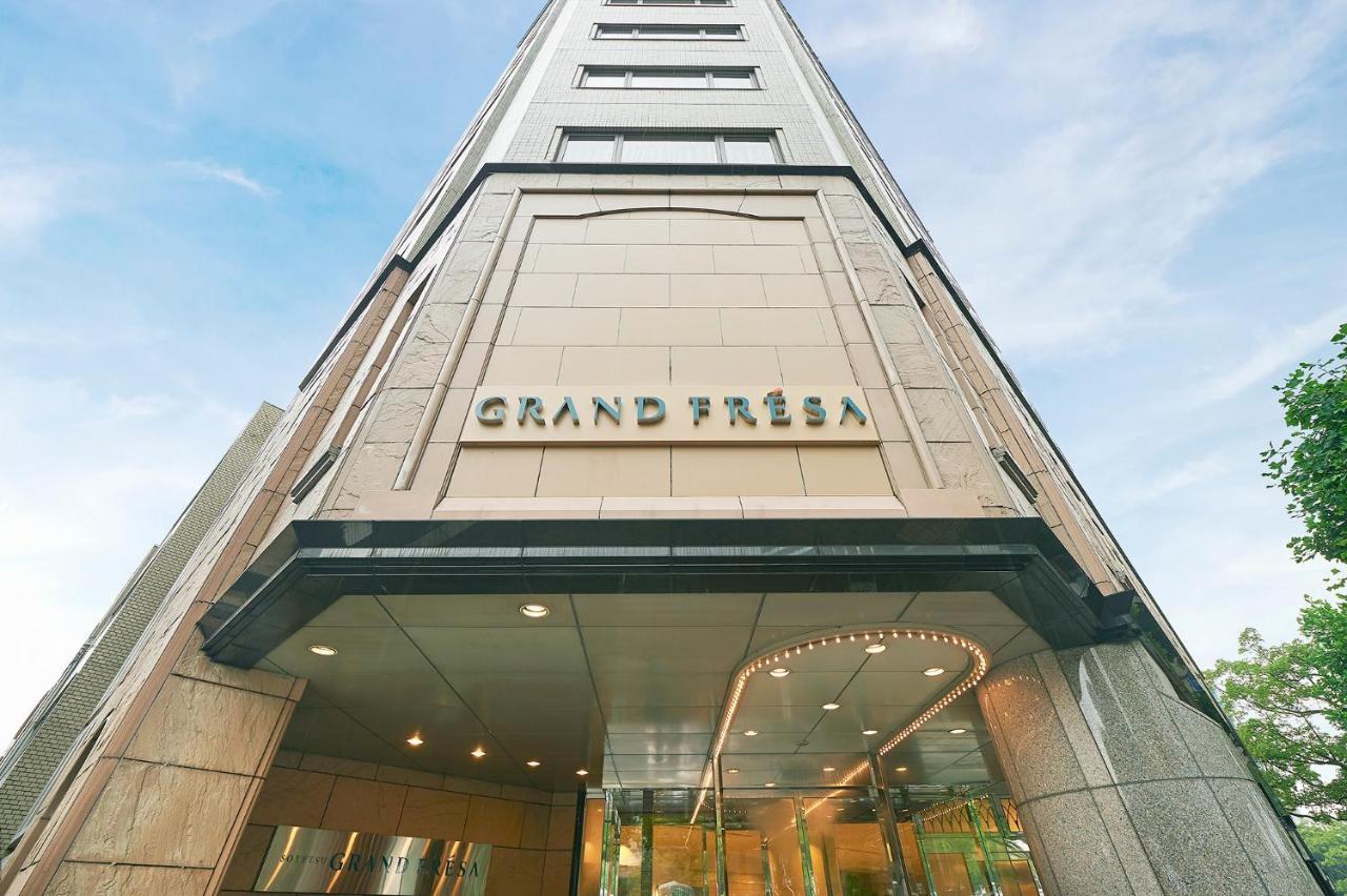 Отель Sotetsu Grand Fresa Hiroshima
