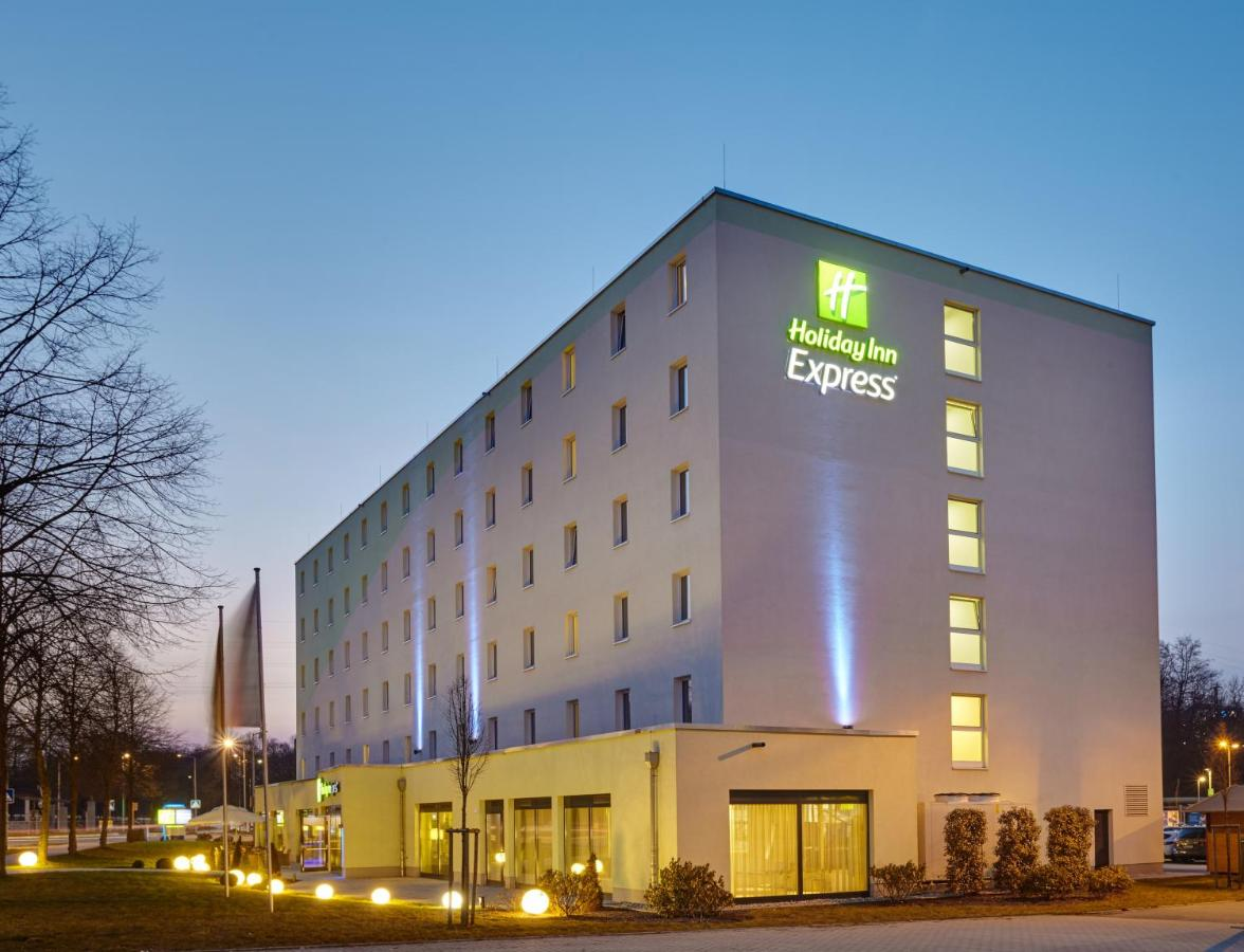 Отель  Holiday Inn Express Neunkirchen, An IHG Hotel