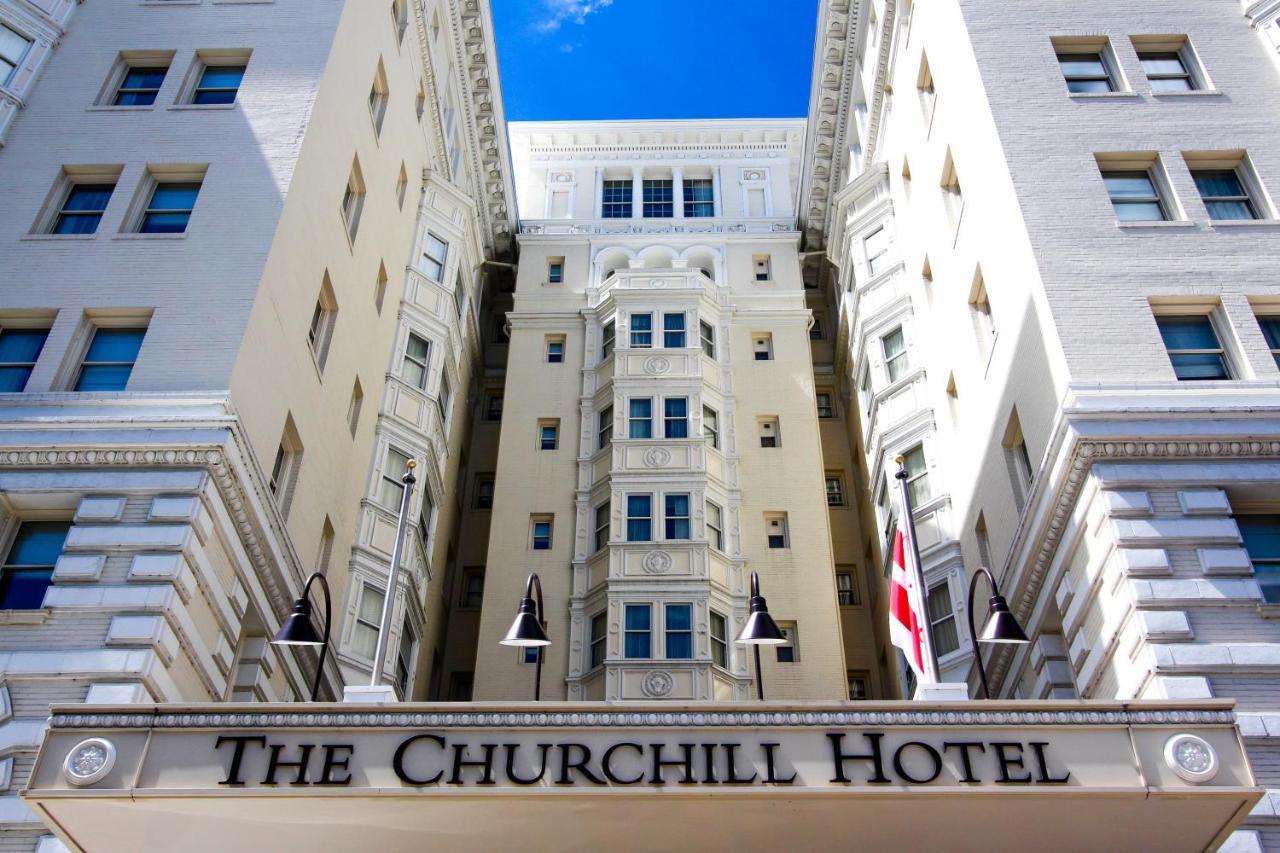 Отель  Churchill Hotel Near Embassy Row