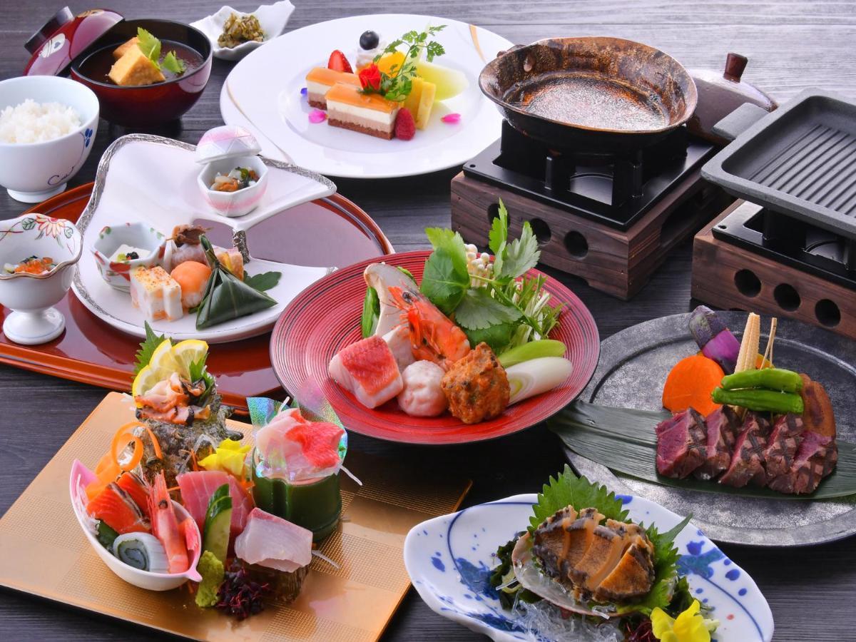 記念日におすすめのレストラン・ホテルニューアカオの写真5