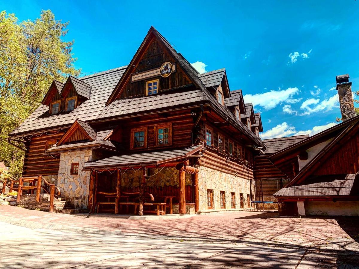 Гостевой дом  Jánošíkova Valaška Pension & Restaurant