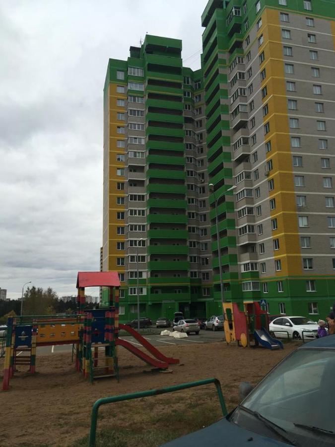 Фото  Апартаменты/квартира  Уютная квартира на ул. Татьяны Барамзиной, 5а