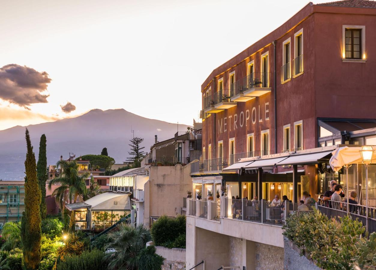 Отель  Hotel Metropole Taormina