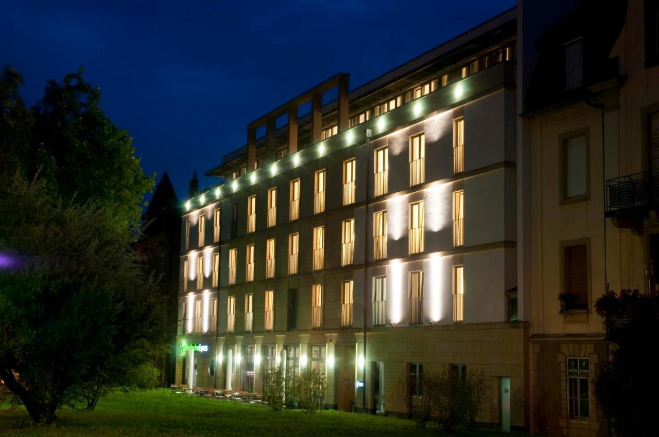 Отель  Holiday Inn Express Baden-Baden, An IHG Hotel