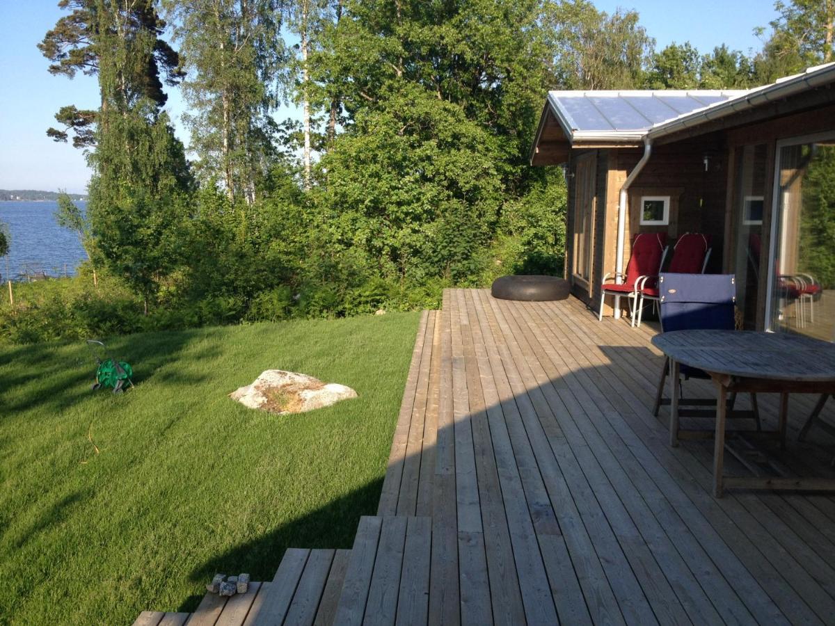 Mysigt hus p Resar Vaxholm, Stockholms skrgrd - Chalet