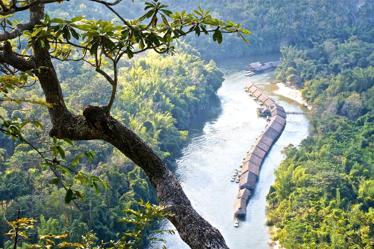 Отель  River Kwai Jungle Rafts