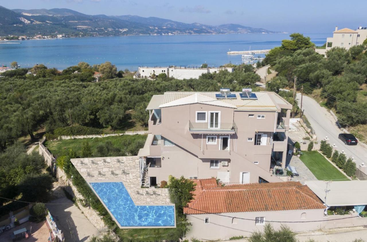 Апартаменты/квартиры  Villa Dionysia