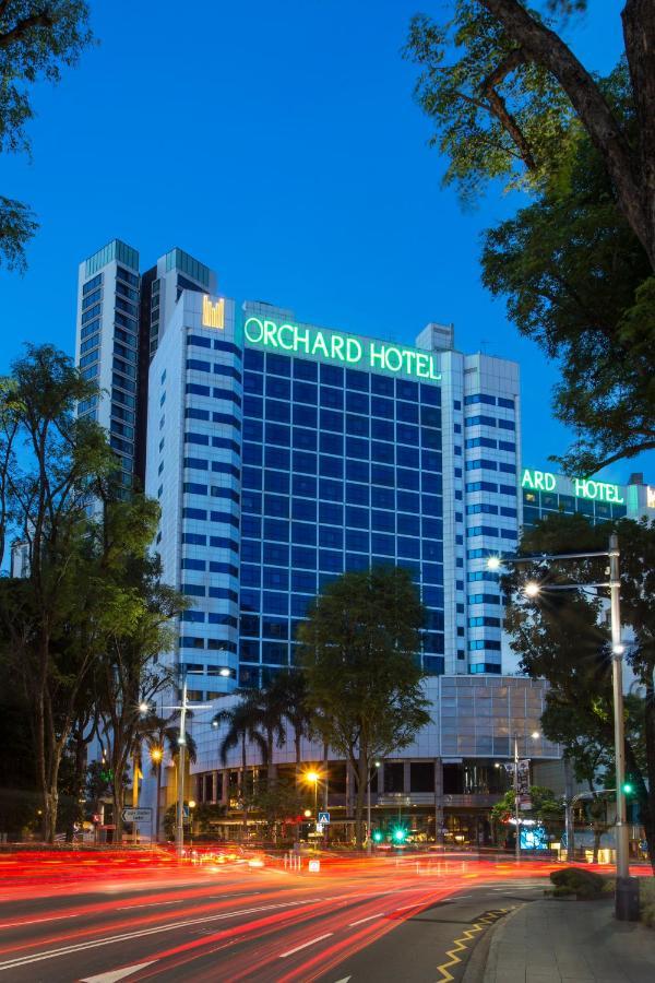 Отель  Orchard Hotel Singapore (SG Clean)