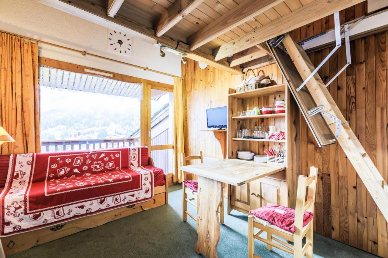 Lit Mezzanine 3 Ans apartment studio skis aux pieds avec mezzanine proche esf