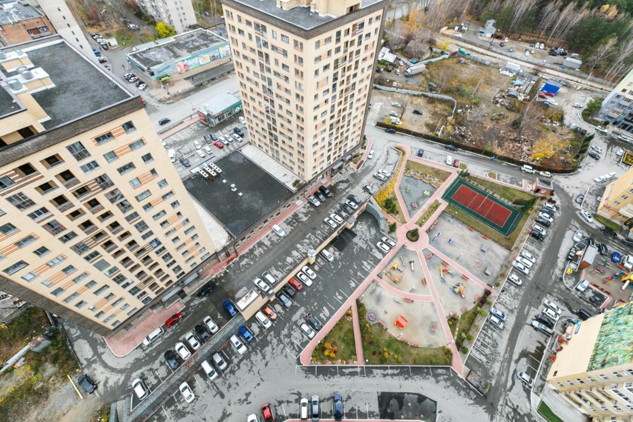 Фото  Апартаменты/квартира  Апартаменты на 26 этаже в новом доме