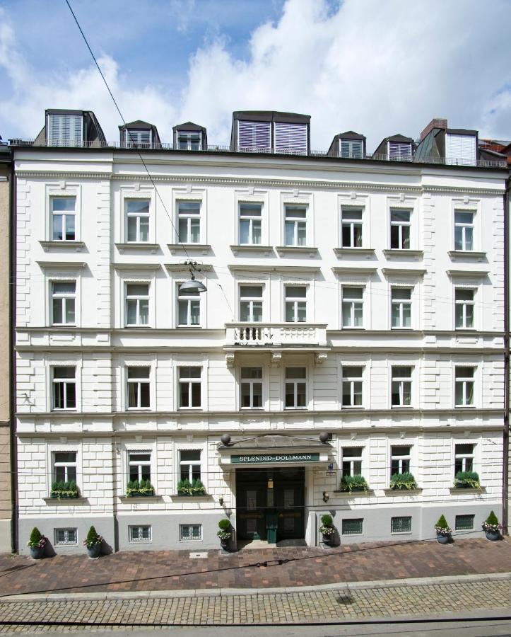 Отель  Boutique Hotel Splendid-Dollmann