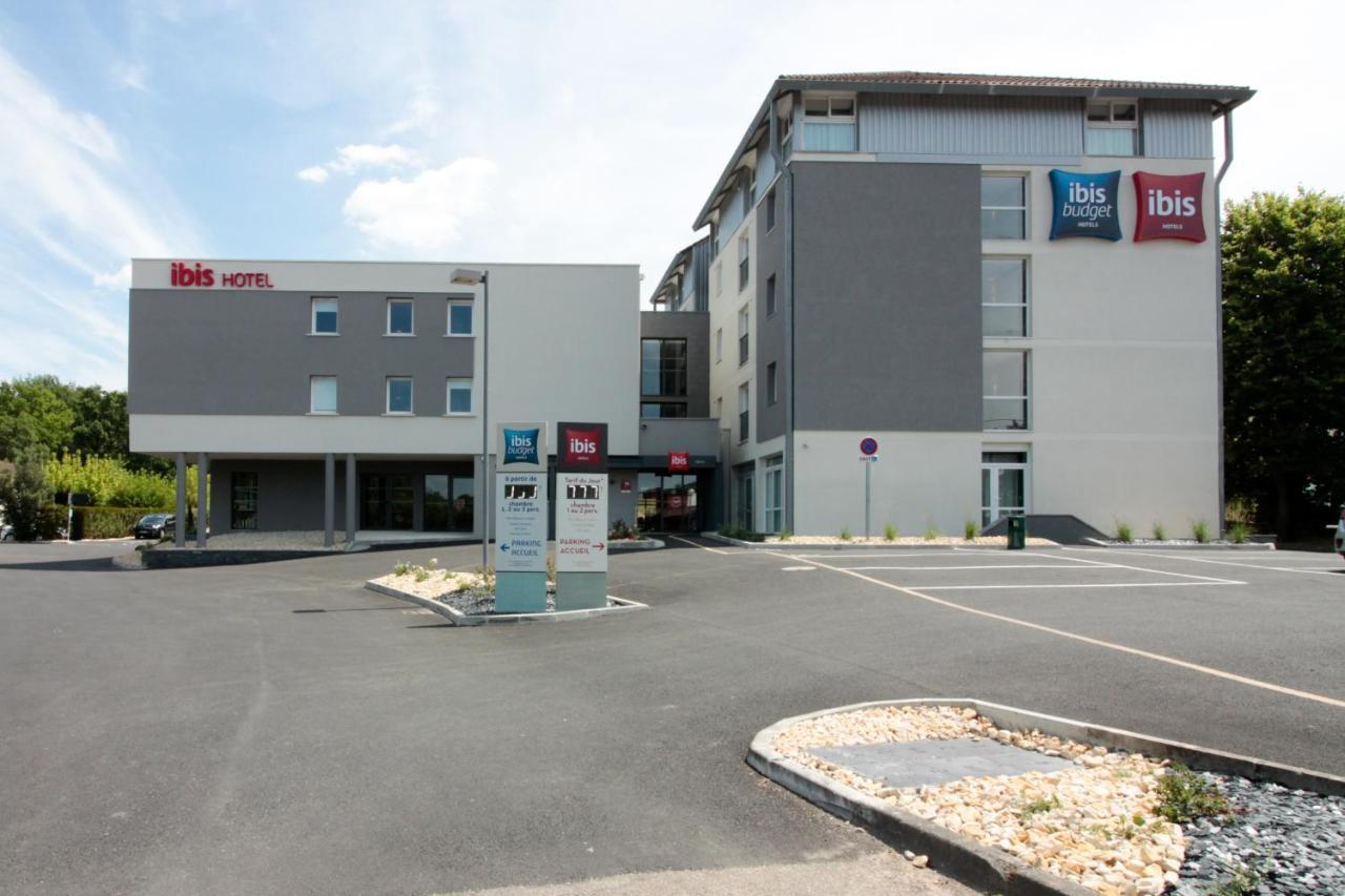 Отель  Ibis Cahors