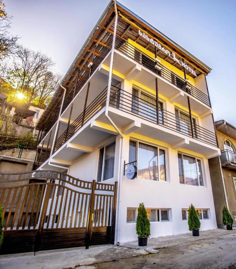 Отель  Hotel Caucasus Borjomi