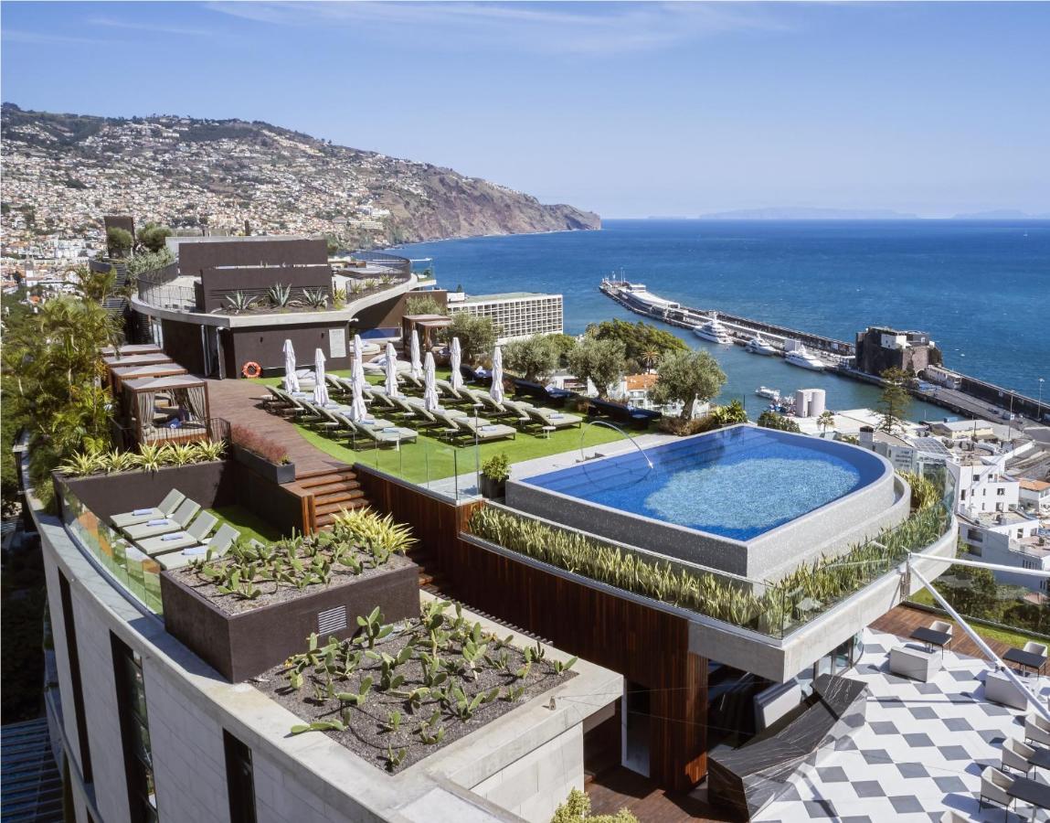 Savoy Palace Funchal Madeira Juli 2019
