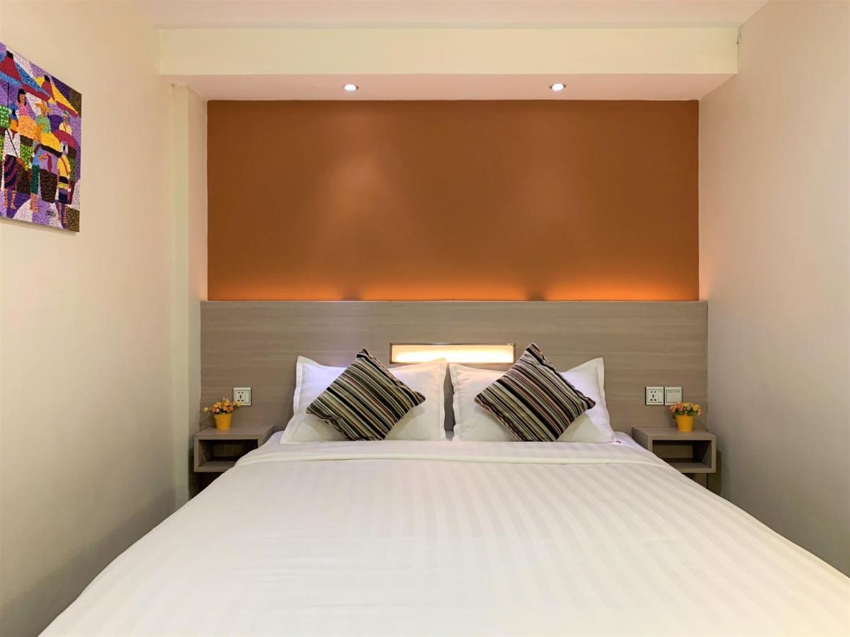Отель  The Vibe Inn