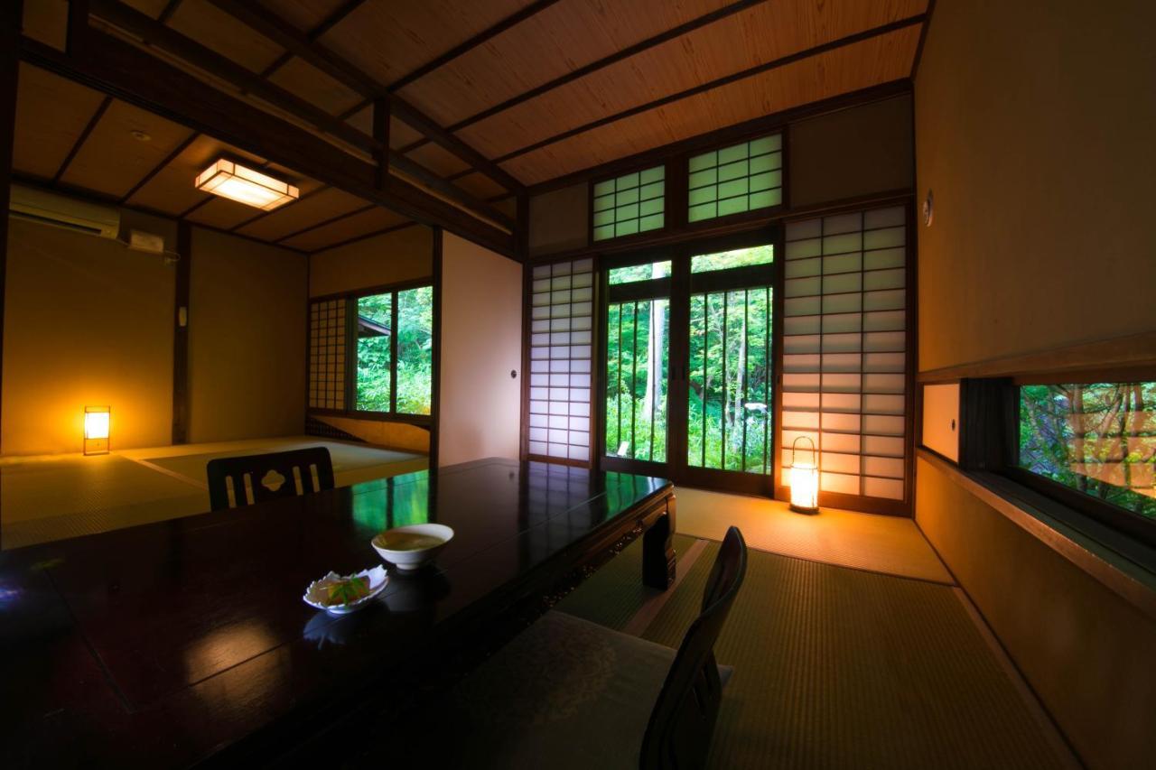 記念日におすすめのレストラン・ゆふいん月燈庵の写真4