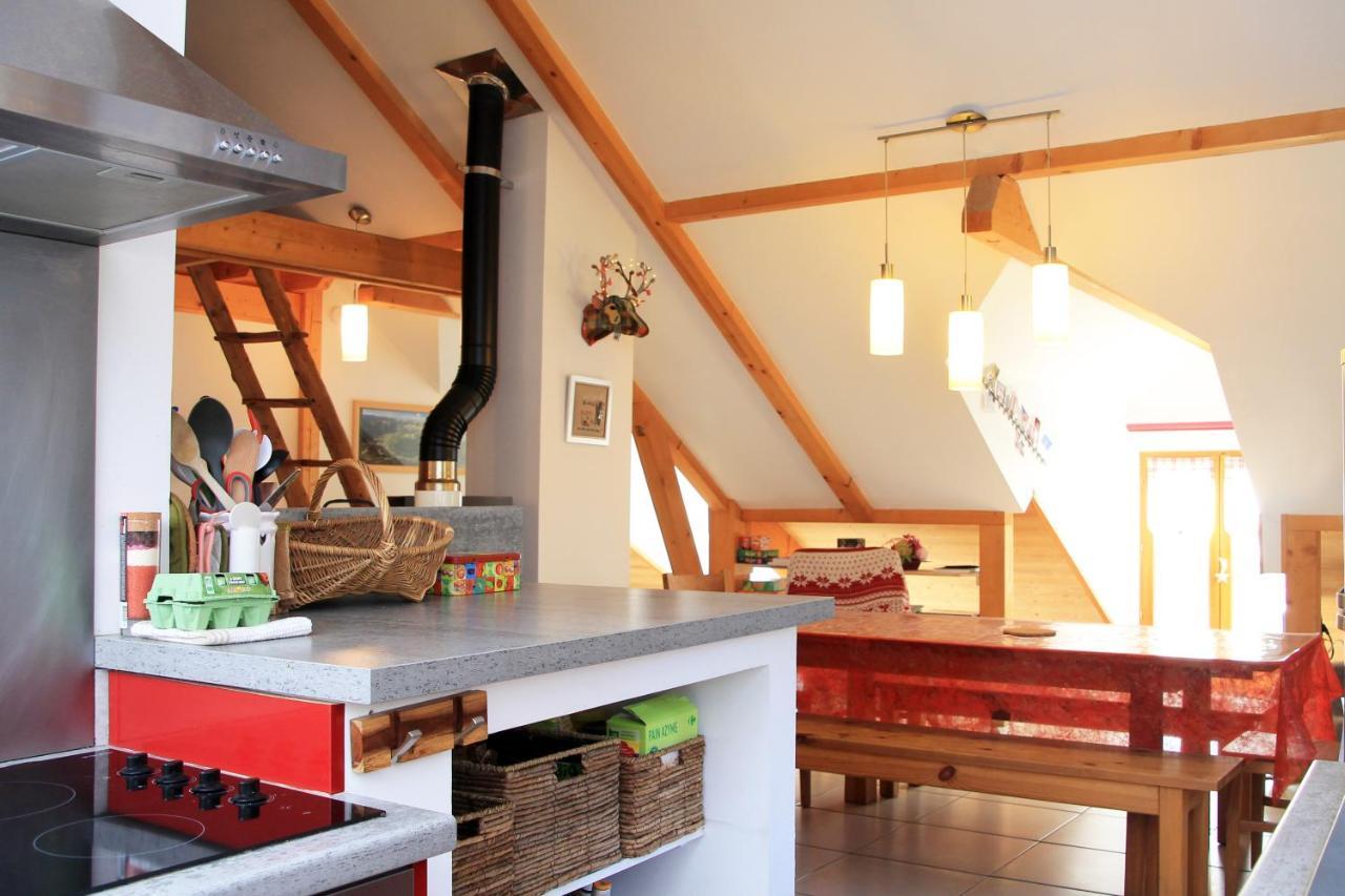 Maison De La Salle apartment la maison de bertille, la salle-les-alpes, france