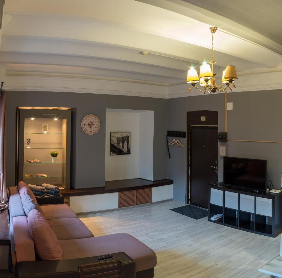 Апартаменты/квартира  Ambient Studio On Yaroslavl 'Arbat'
