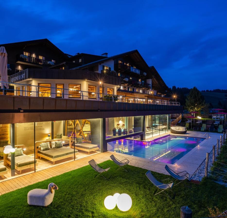 Отель  Hotel Saltria - True Alpine Living